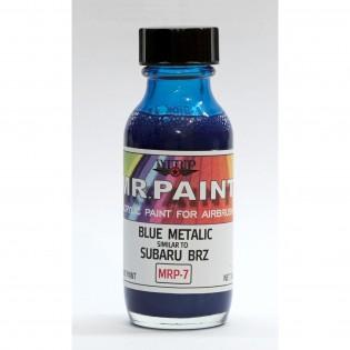 Blå metallic 30 ml BOKA