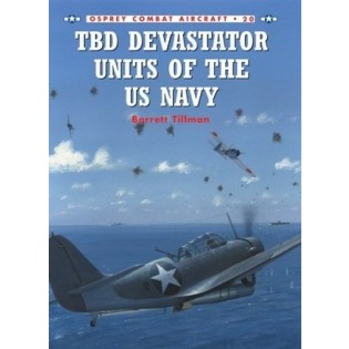 TBD Devastator Units of the US Navy
