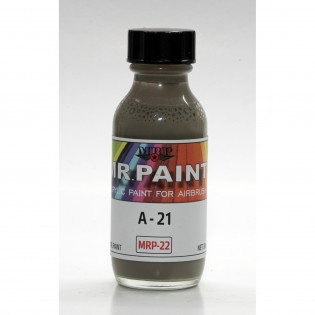 A-21 Brown 30 ml BOKA