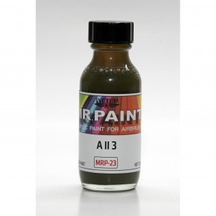 A II 3 Green 30 ml BOKA