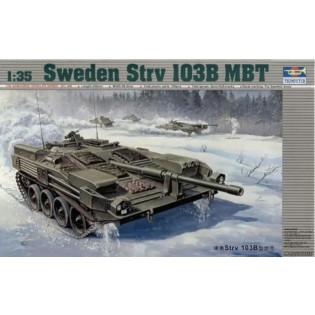 Strv 103B MBT Stridsvagn S