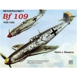 Messerschmitt Bf109 1936-1945