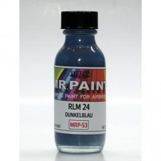 RLM 24 Dunkelblau 30 ml