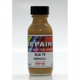 RLM 79 Sandgelb 30 ml