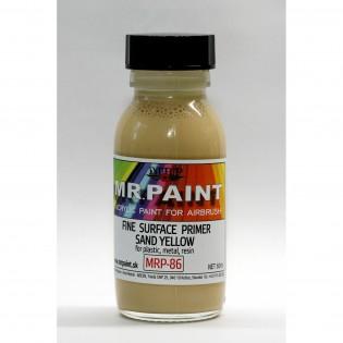 Fine surface primer sand yellow 60 ml BOKA