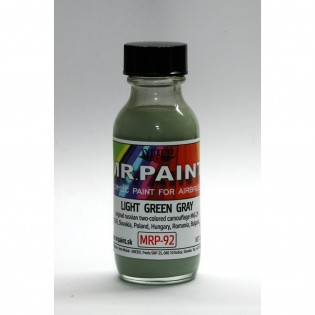 Light Green Gray, MiG-29 camo 30 ml BOKA