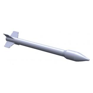 1 x 14,5 cm raket m/49b