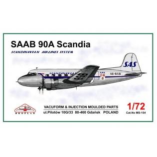 SAAB 90A Scandia SAS