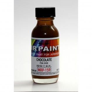 Chocolate ČSN 2430 30 ml BOKA