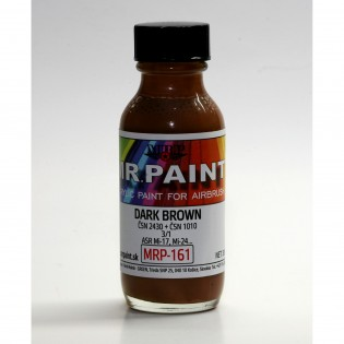 Dark Brown ČSN 24301/ 1010 30 ml BOKA