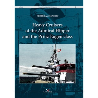 Heavy Cruisers of the Admiral Hipper and the Prinz Eugen class