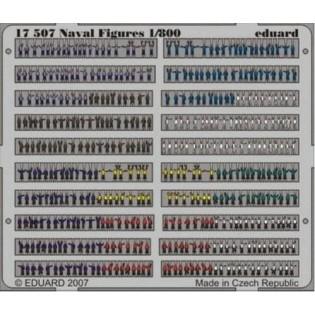 Naval Figures  1/800