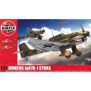 Ju87B-1 Stuka NEW TOOL