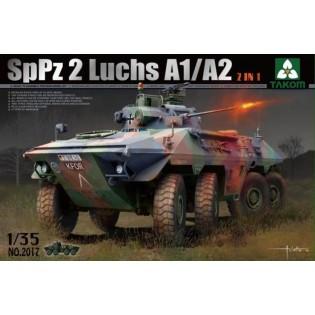 Bundeswehr SpPz 2 Luchs A1/A2 (2 in 1)