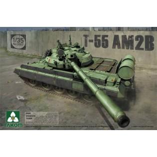 DDR / NVA Medium Tank T-55 AM2B