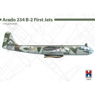 Arado Ar234B-2 First Jets ex-Dragon