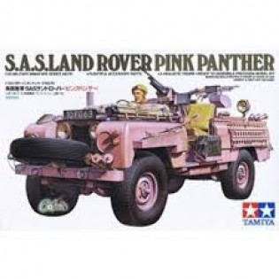 Brittish SAS Pink Panther