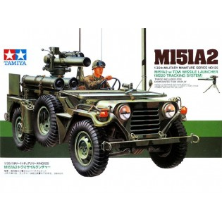 M15A2 with TOW launcher