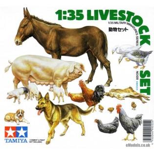 Livestock set