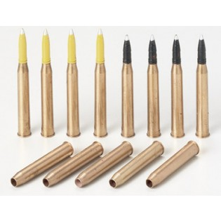 Brass 88mm shells