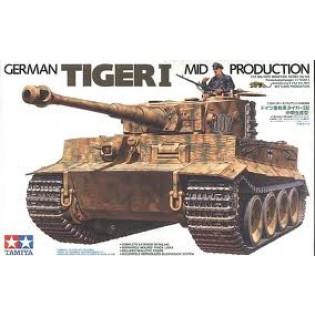 Tiger I mid production
