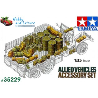 Allied vehicle accesories