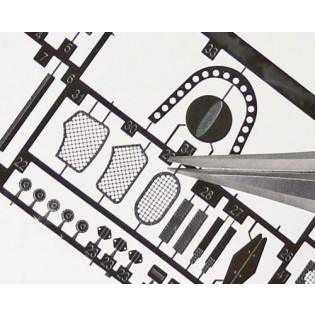 Precision Photo-Etch cutter