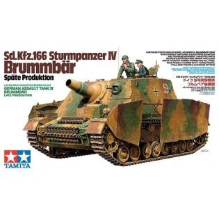 Sturmpanzer IV Brummbär Late