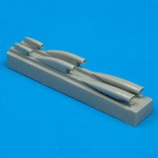 MiG-21PFM air cooling scoops ACA