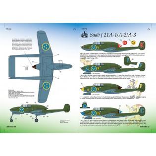 SAAB J21A-1/A-2/A-3