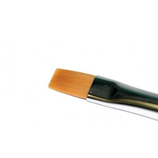 High finish flat brush No.2