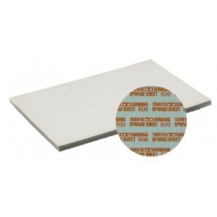 Sanding sponge sheet 180 grit. 114×140mm, 5 mm tjock