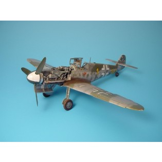 Bf109G-6 detail set HAS