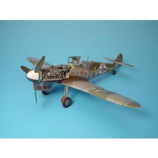 Bf109G-6 detail set HAS