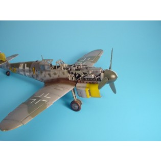 Bf109G engine set HAS