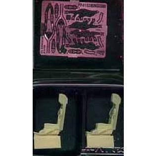 Lockheed C2 seats
