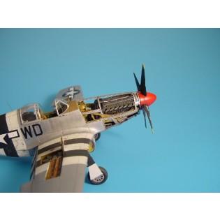P-51B/C Mustang details TAM