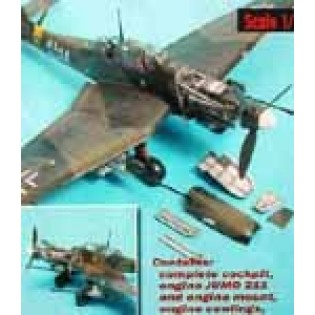 Ju87G Stuka detail set