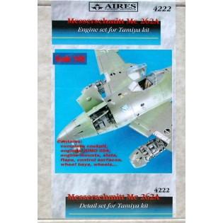 Me262A Schwalbe detail set TAM