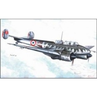 Potez 630 French Heavy Fighter