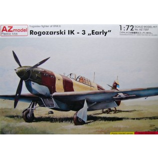 Rogazorski IK-3 early