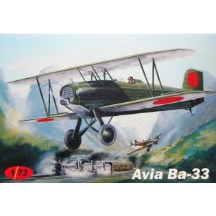 Avia Ba-33 CZAF, IJA