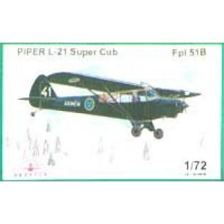Piper L-21 SuperCub, Fpl51B