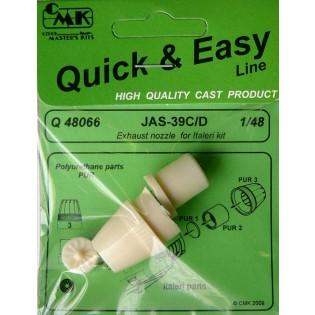 JAS39C/D Gripen exhaust nozzle ITA