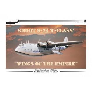 Shorts S-23 flying boat