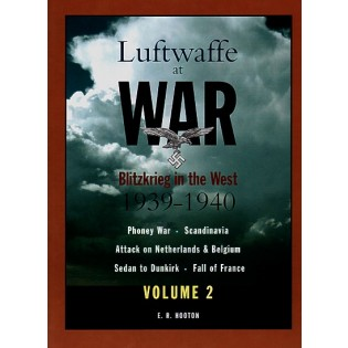 Luftwaffe at War Vol. 2 Blitzkrieg in the West 1939-1940