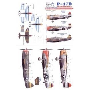 P-47D Thunderbolt part.1