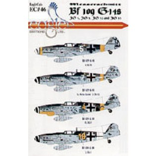 Bf109G-14 JG 3,JG 5,JG 52