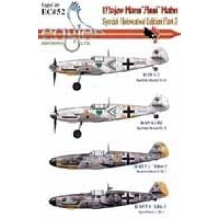 Bf109 Major Hans Assi Hahn pt.3
