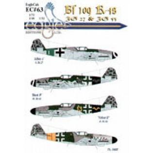 Bf109K-4 JG 27 and JG 53